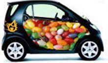 publicidad en coche particular