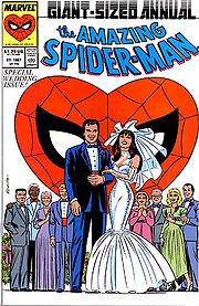 spiderman se casa