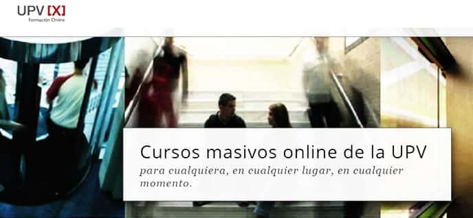 Cuarenta y seis cursos gratuitos online de la universidad for Universidad de valencia online